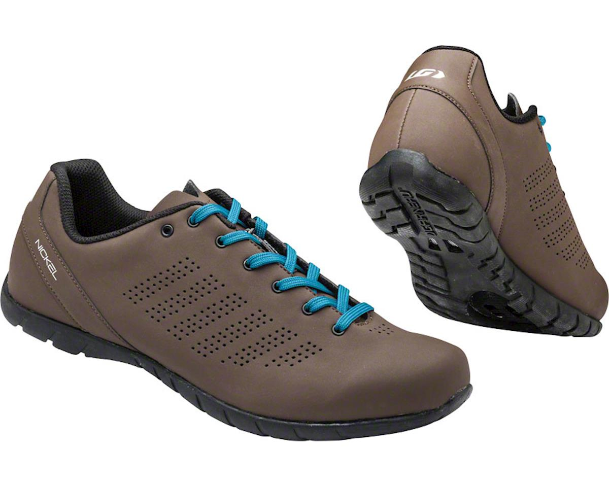 Louis Garneau Nickel Men's Cycling Shoe (Brown)