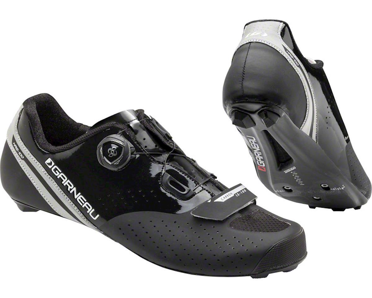 Louis Garneau Carbon Ls-100 II Shoes (Black) (44)