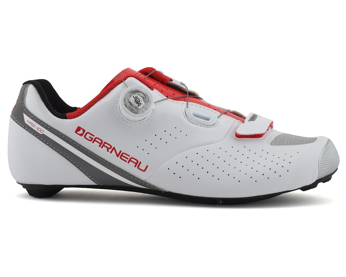 Louis Garneau Carbon Ls-100 II Shoes (White/Ginger) (38)