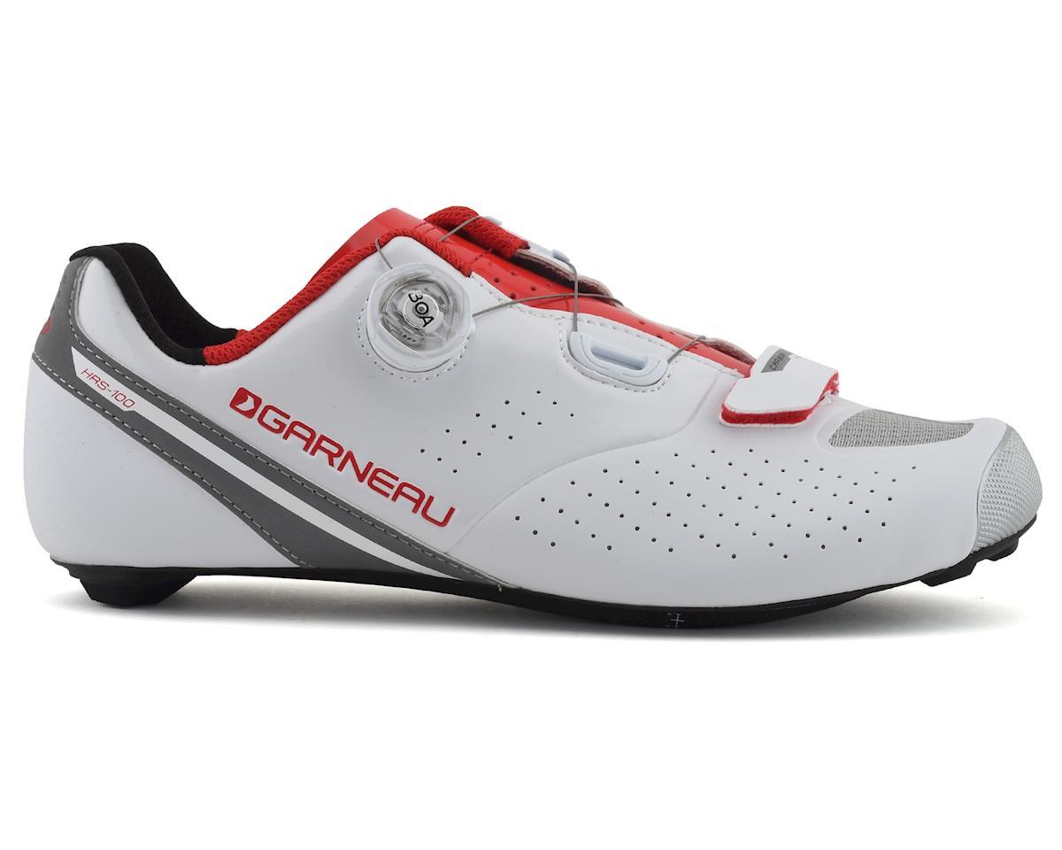 Louis Garneau Carbon Ls-100 II Shoes (White/Ginger) (39)