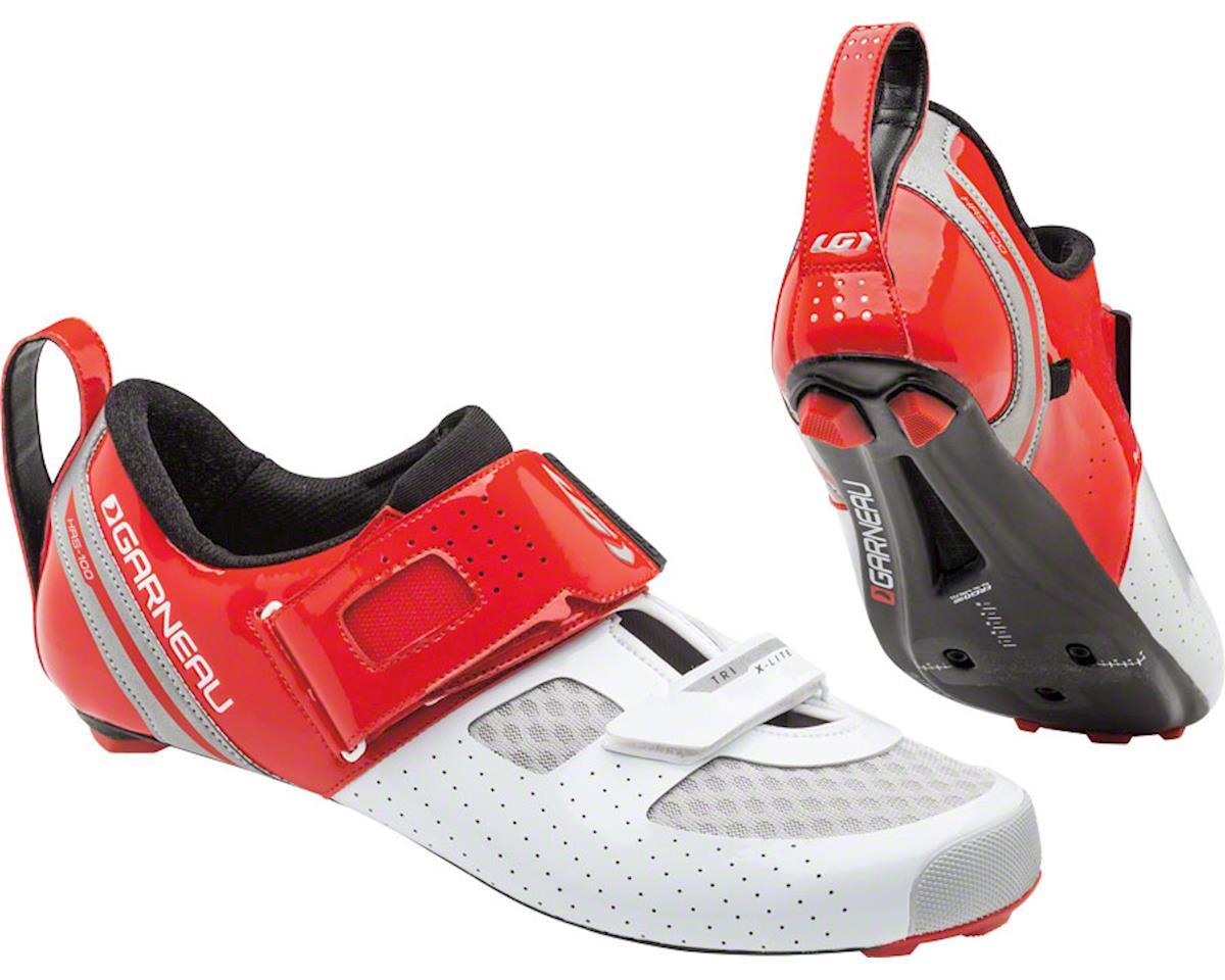 Louis Garneau Tri X-Lite II Men's Shoe: Ginger/White 43