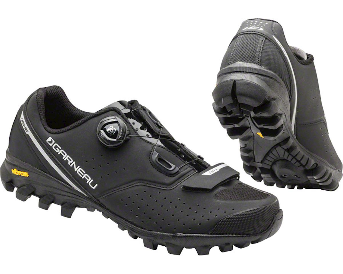 Louis Garneau Onyx Men's Mountain Bike Shoes (Black)