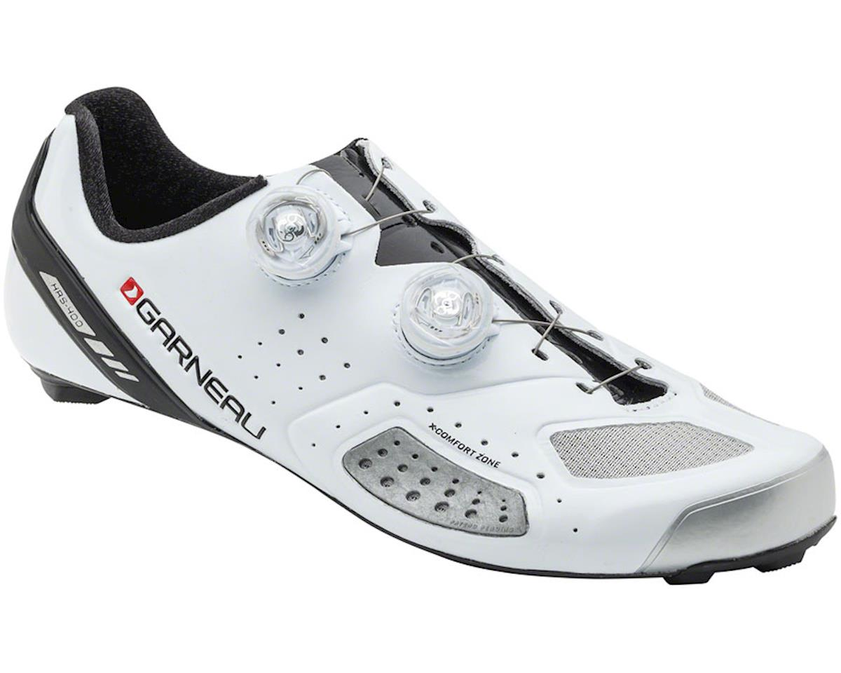 Louis Garneau Course Air Lite II Road Shoe (White) (43.5)