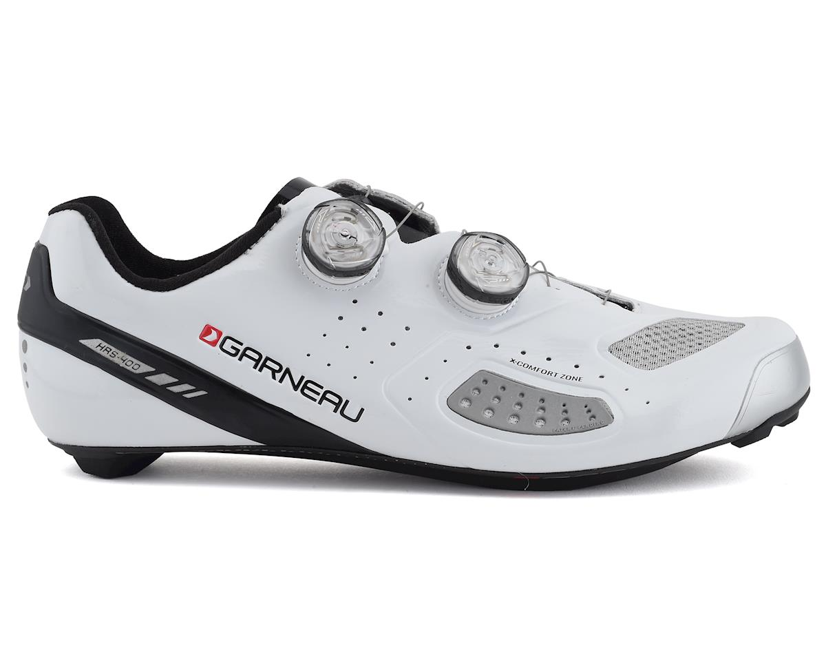 Louis Garneau Course Air Lite II Road Shoe (White) (46.5)
