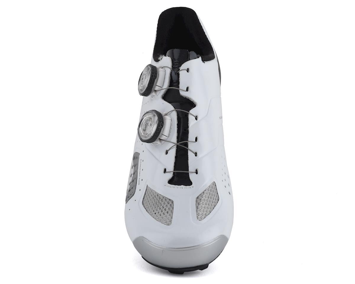 Louis Garneau Course Air Lite II Road Shoe (White) (47)