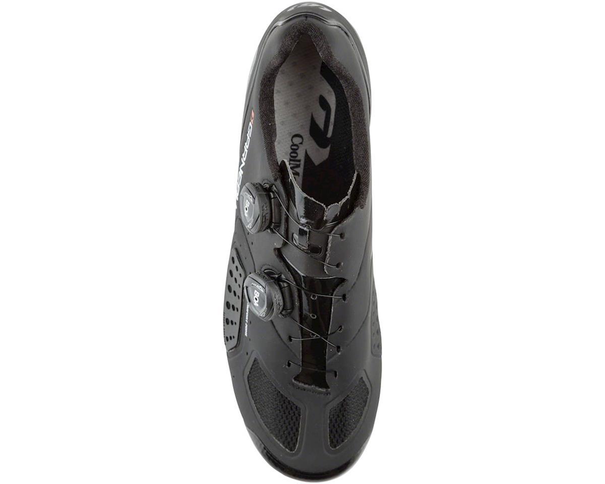 Louis Garneau Course Air Lite II Road Shoe (Black) (46.5)