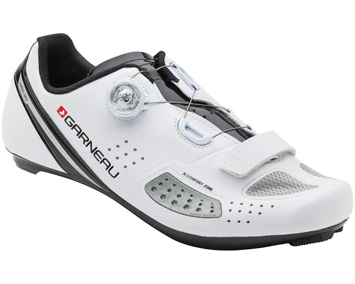 Louis Garneau Platinum II Shoes (White) (40)