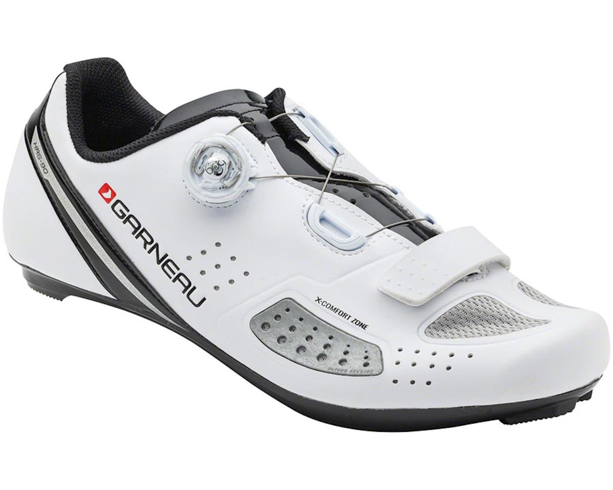 Louis Garneau Platinum II Men's Cycling Shoes (White)