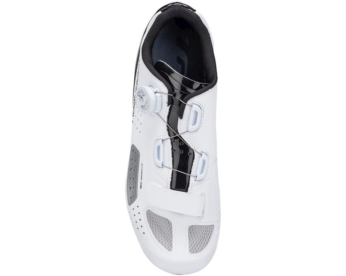 Louis Garneau Platinum II Shoes (White) (48)