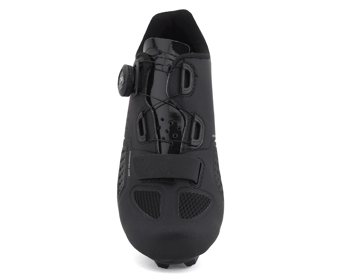 Louis Garneau Platinum II Shoes (Black) (39)