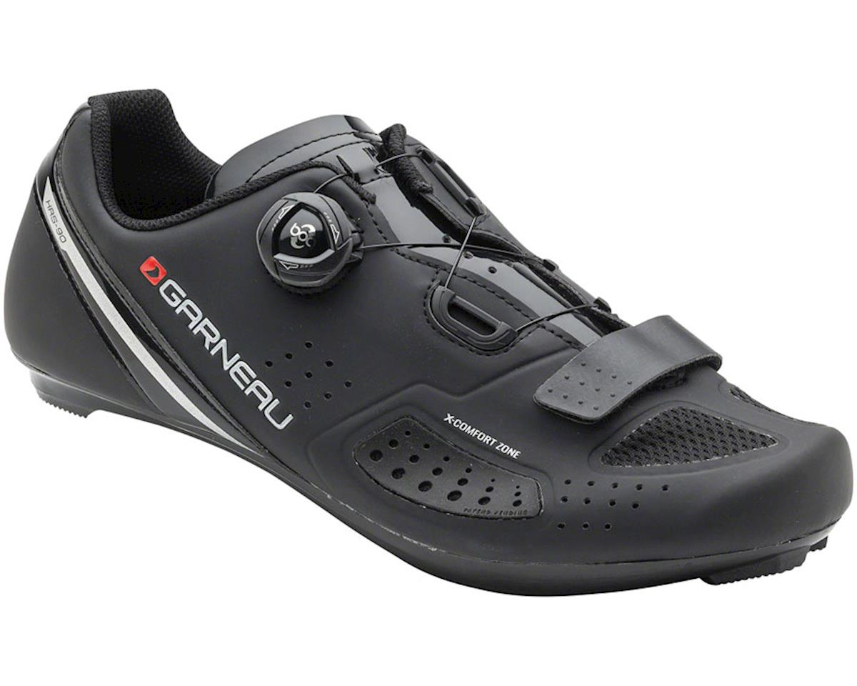 Louis Garneau Platinum II Men's Cycling Shoes (Black)