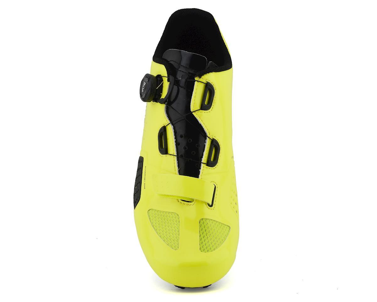 Louis Garneau Platinum II Road Shoe (Bright Yellow) (49)