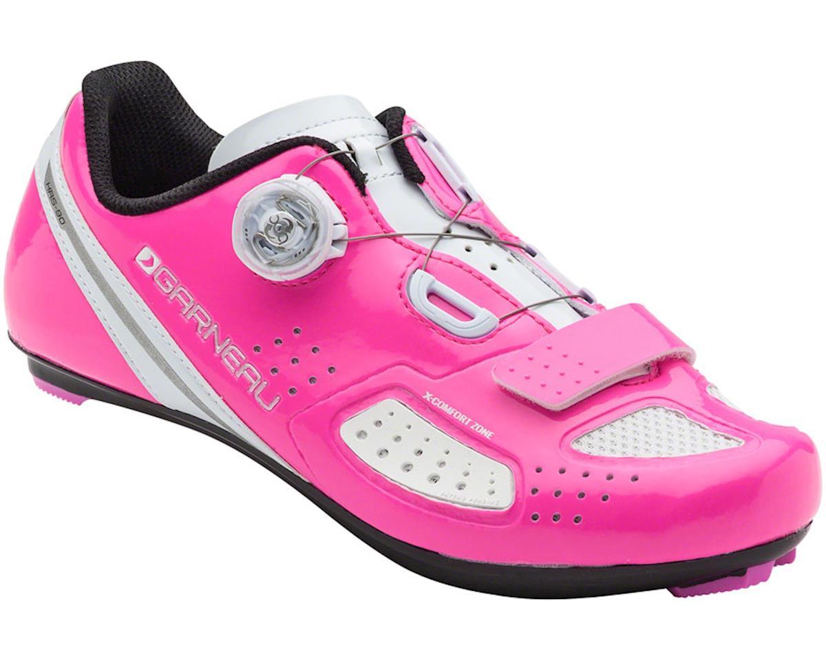 Louis Garneau Women's Ruby II Shoes (Pink Glow) (38)