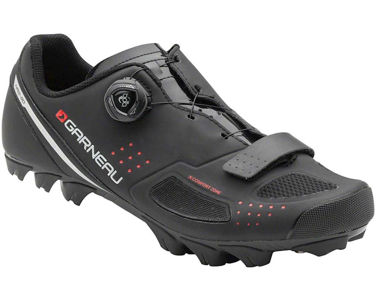 Louis Garneau Granite II Men's Cycling Shoes (Black)