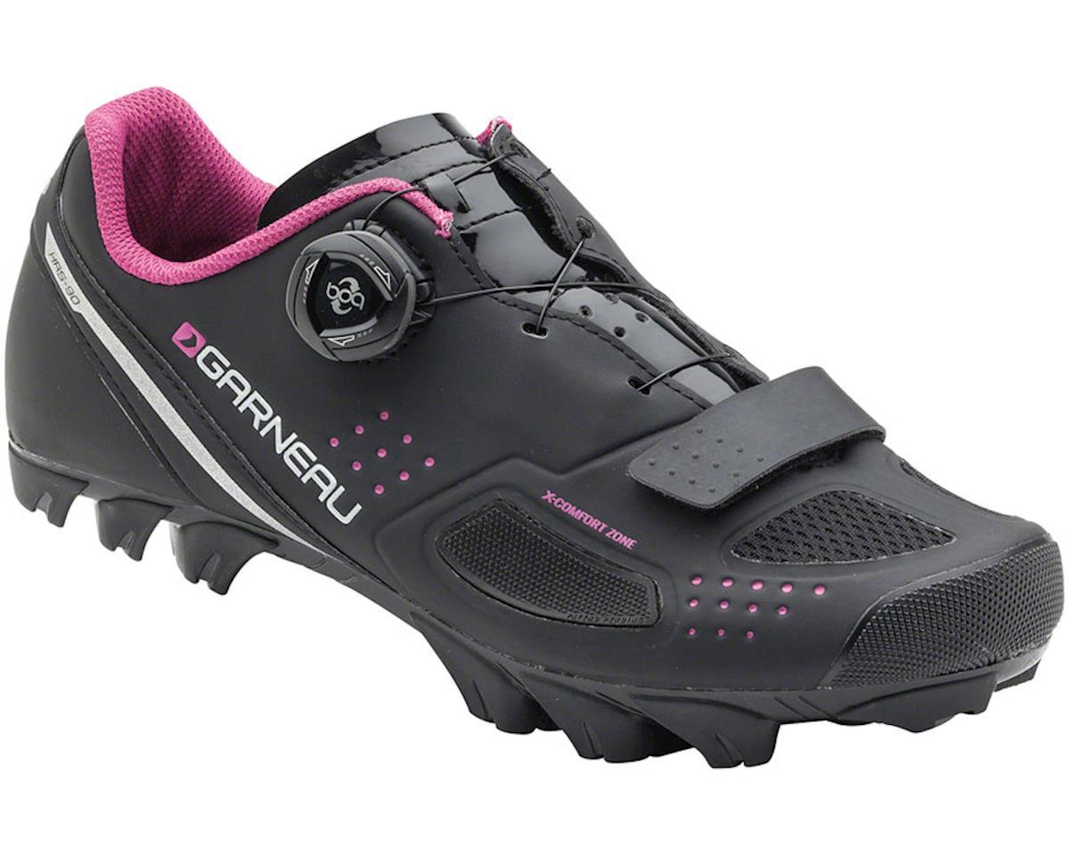 Louis Garneau Women's Granite II Shoes (Black) (43)
