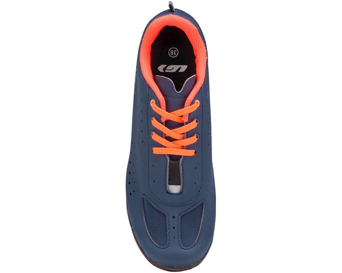 Louis Garneau Women's Urban  Shoes (Dark Night/Coral Mania) (40)