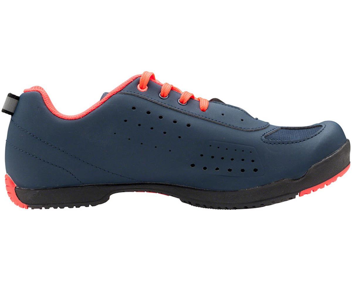 Louis Garneau Women's Urban  Shoes (Dark Night/Coral Mania) (43)