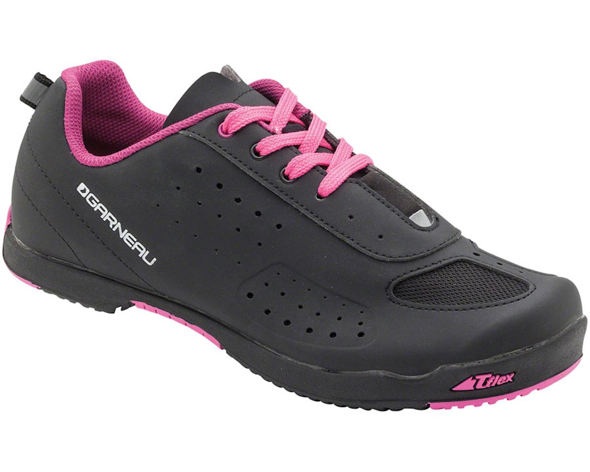 Louis Garneau Urban Women's Cycling Shoe (Black/Pink)