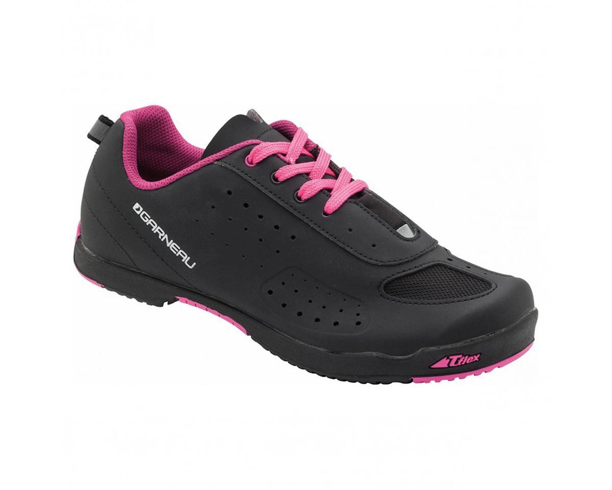 Louis Garneau Women's Urban Shoes (Black/Pink) (39)