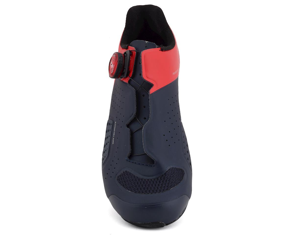 Louis Garneau Carbon Ls-100 II Shoes (Red/Navy) (50)