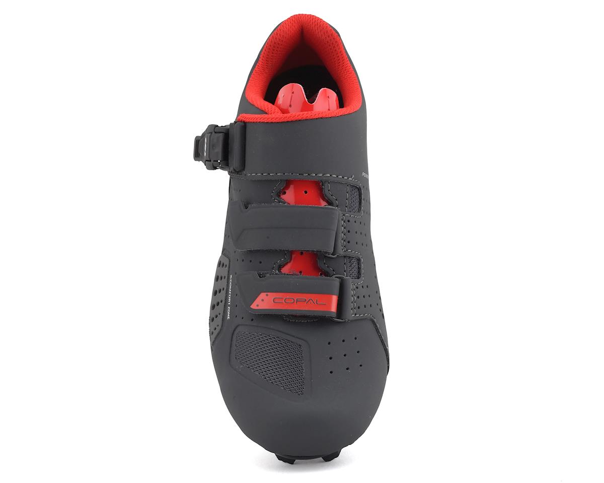 Image 3 for Louis Garneau Copal II Shoes (Charcoal/Red) (39)