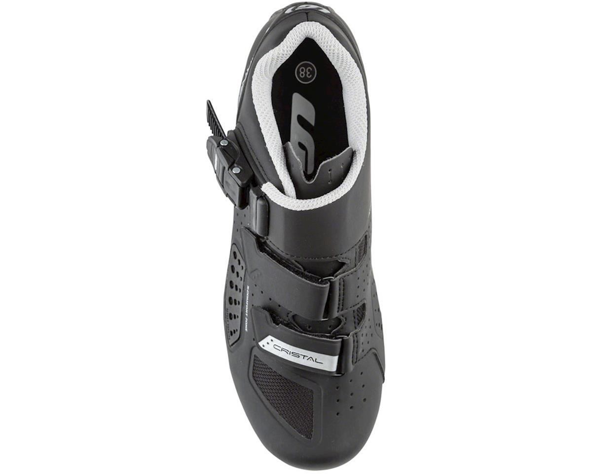 Louis Garneau Cristal II Women's  Road Shoe (Black) (41)