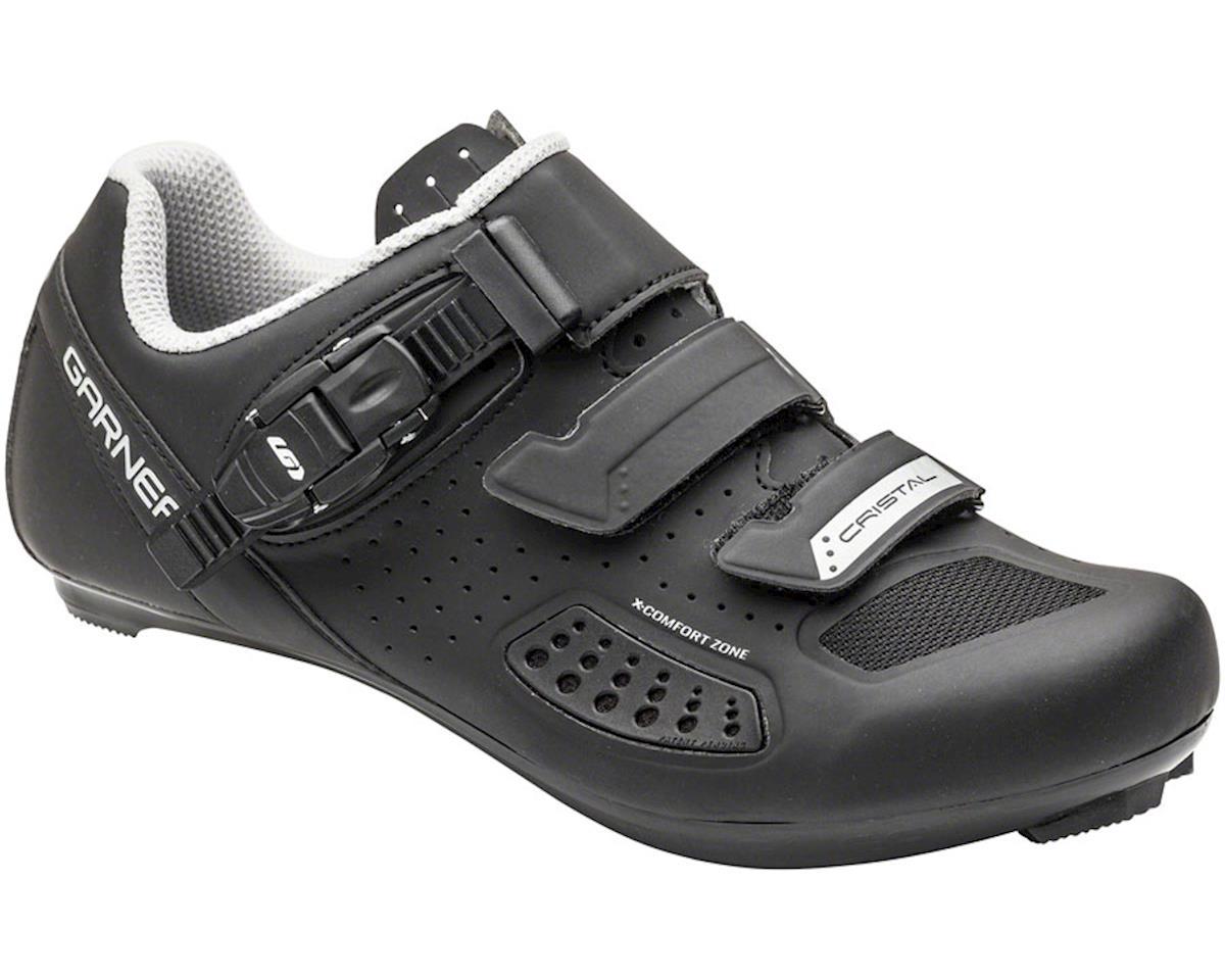 Louis Garneau Cristal II Women's  Road Shoe (Black) (42)