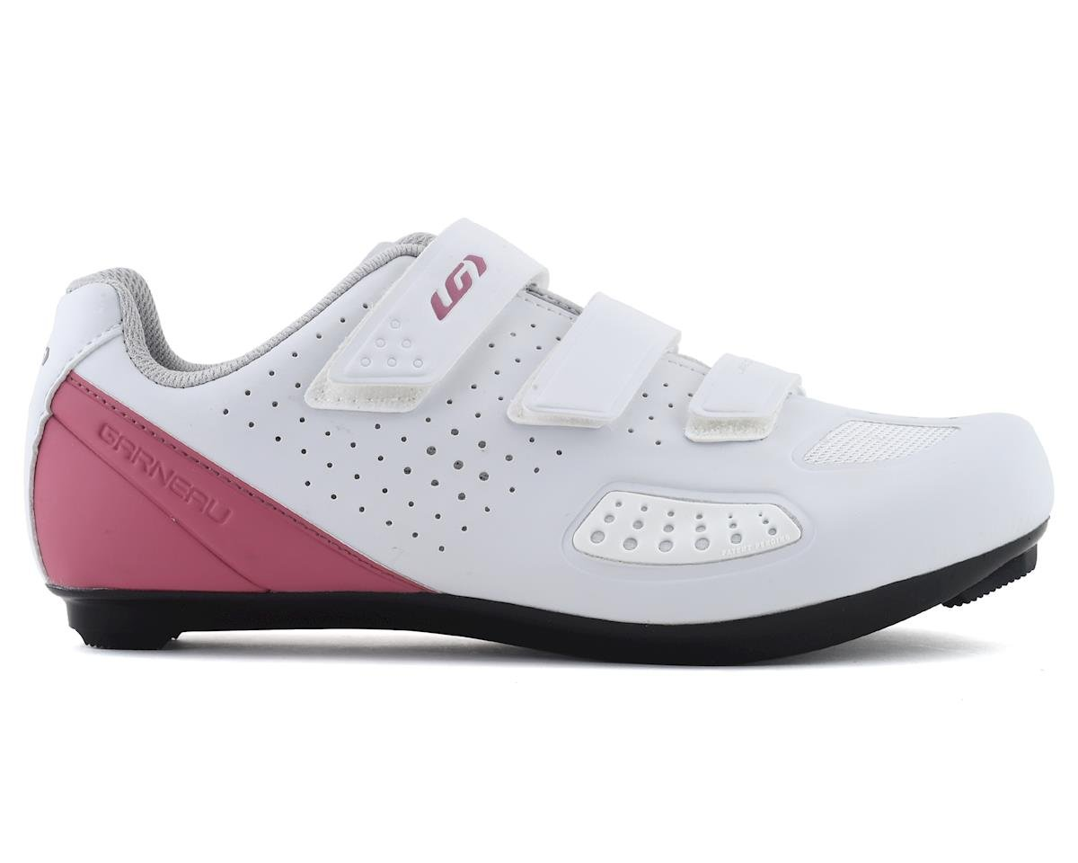 Louis Garneau Jade II Women's Road Shoe (White) (38)