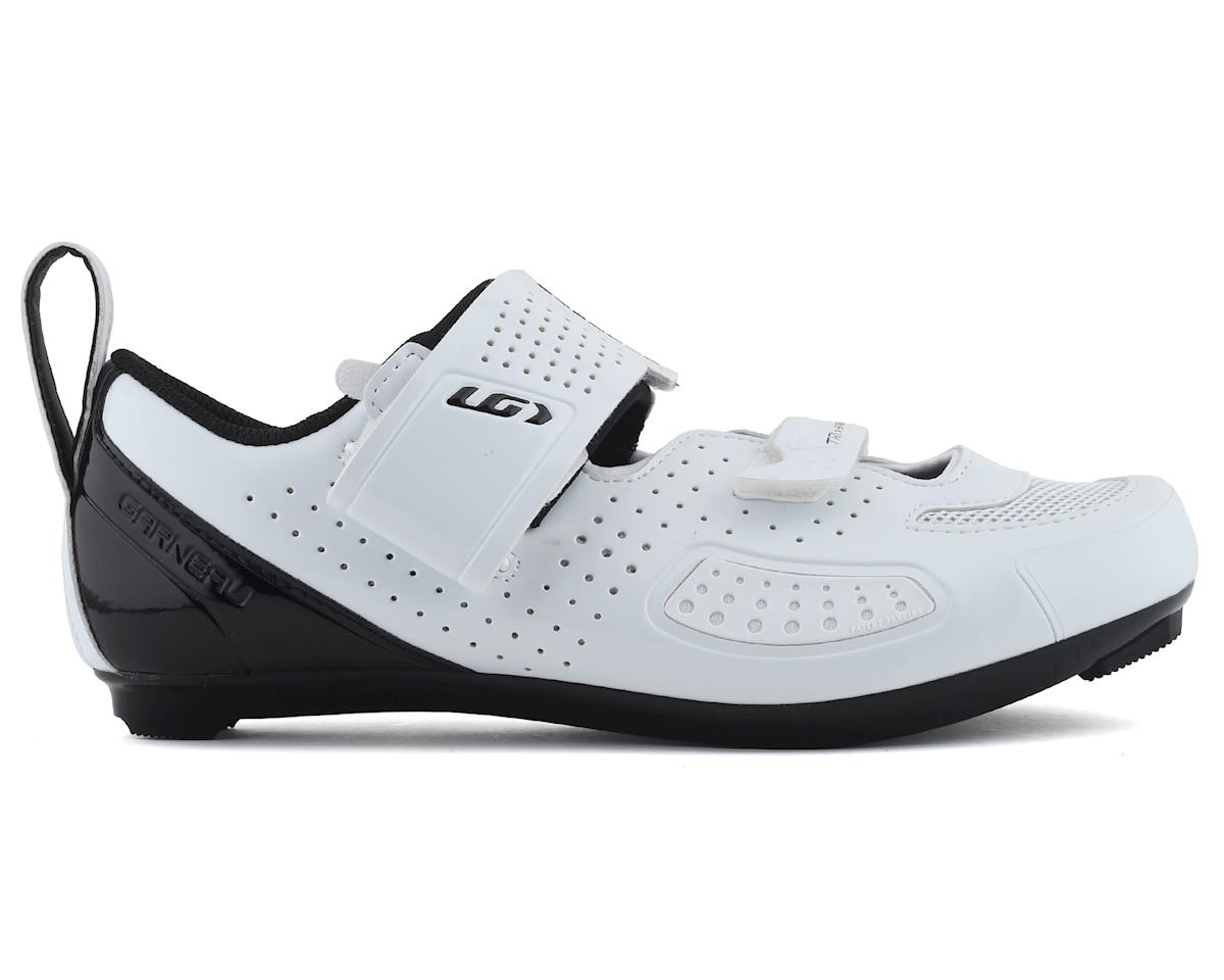 Louis Garneau X-Speed IV Tri Shoe (White) (41)