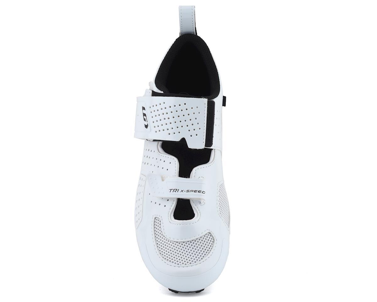 Image 3 for Louis Garneau X-Speed IV Tri Shoe (White) (42)