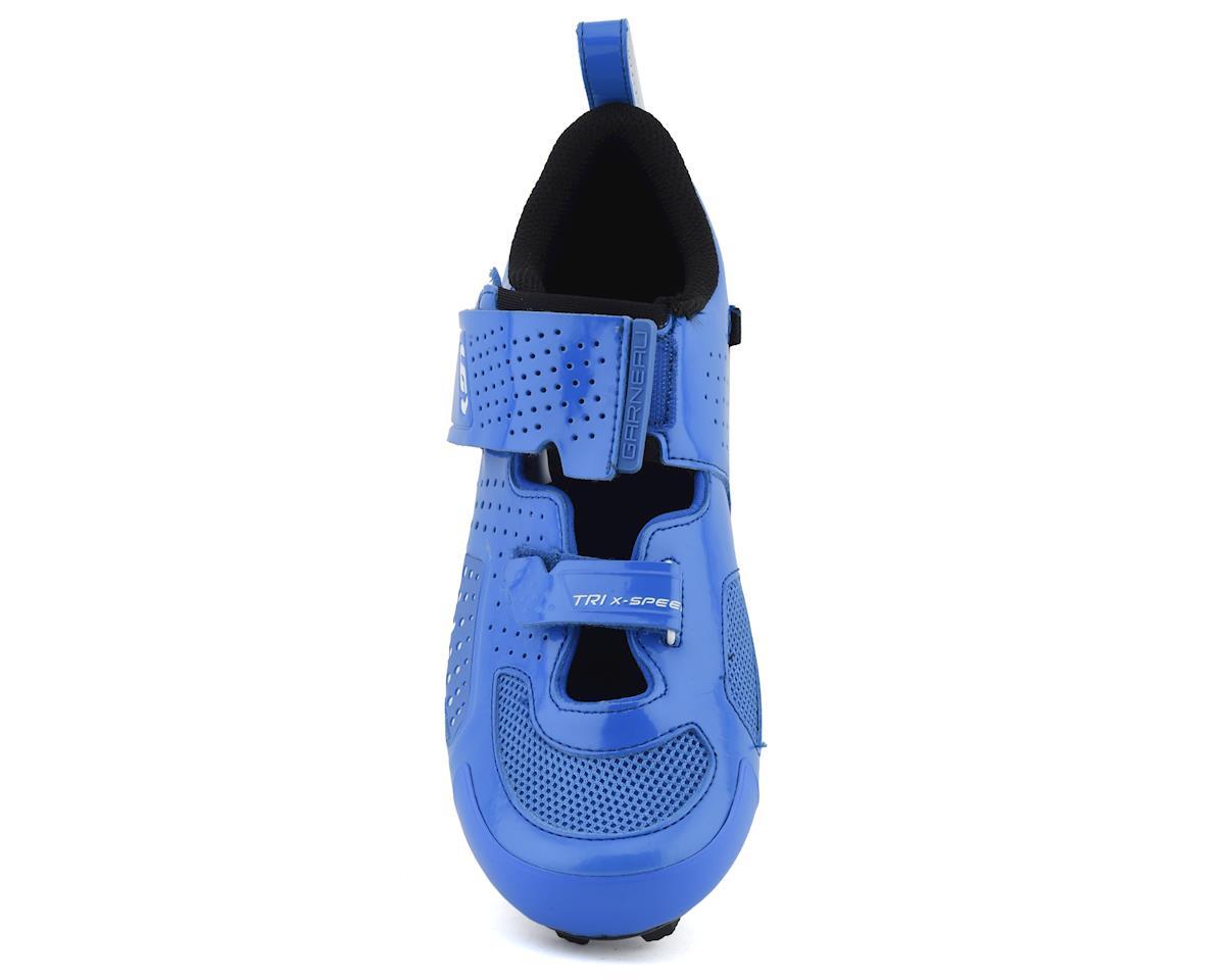 Louis Garneau X-Speed IV Tri Shoe (San Blue) (44)