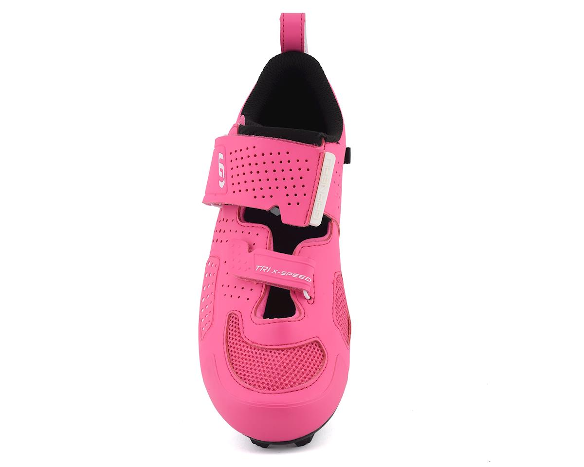 Louis Garneau Women's X-Speed IV Tri Shoe (Pink Pop) (38)