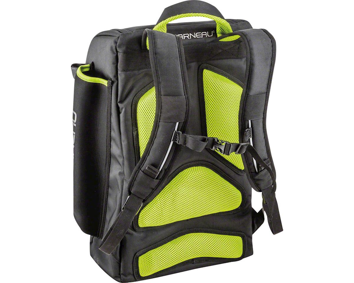 Louis Garneau Tri-30 Transition Bag (Black) (30 Liters)