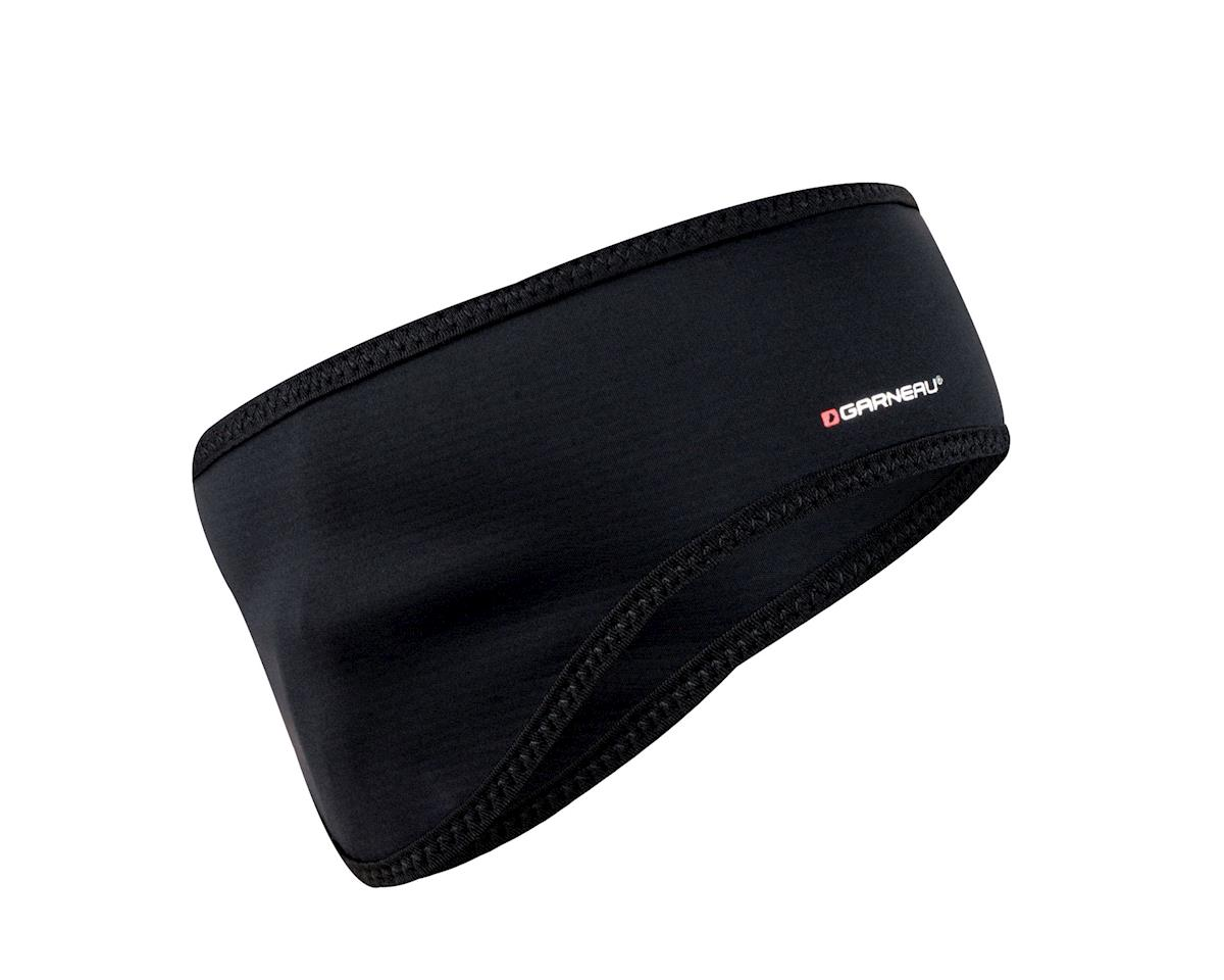 Louis Garneau Ear Cover 2: Black, LG/XL