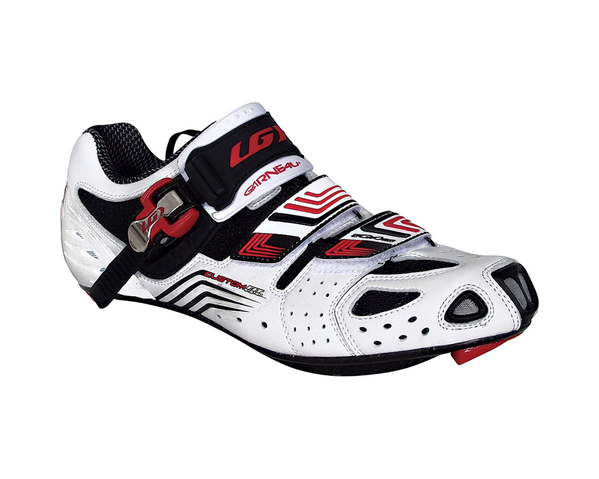 Louis Garneau CFS-150 Road Shoes (Black/White)