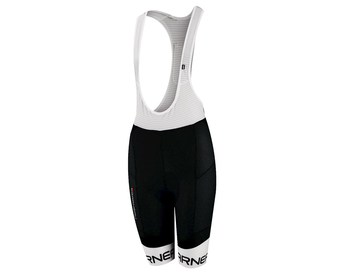 Louis Garneau Women's Mondo EVO Bib Shorts (Black/White)