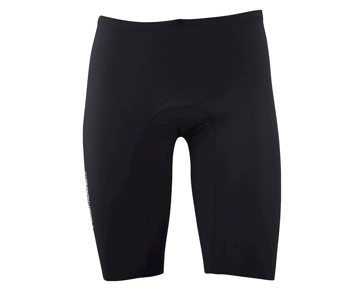 Louis Garneau Tri Elite Course Triathlon Shorts (Black) (Xxlarge)