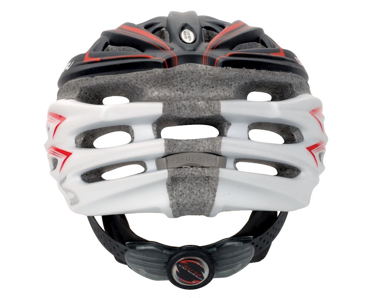 Louis Garneau Exo-Nerv Road Helmet - Performance Exclusive (Black/Red)