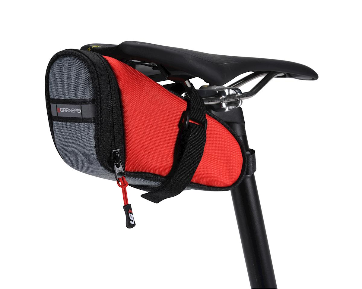 Louis Garneau Race 45 Seat Wedge - Performance Exclusive (Matte Grey/Red)