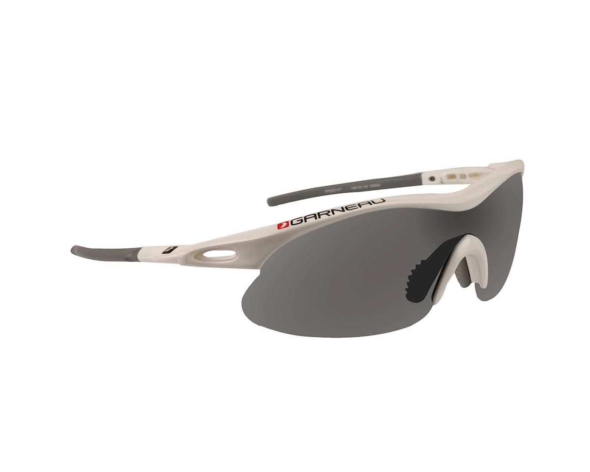 Louis Garneau Speed Kit Multi-Lens Eyewear (White)