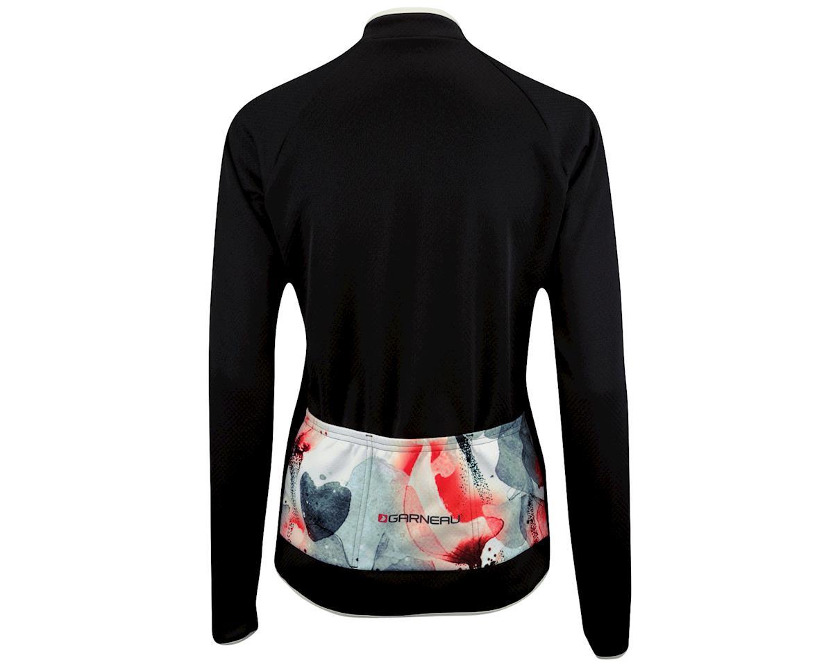 Louis Garneau Women's Gardena 2 Long Sleeve Jersey (Black/White) (Xxlarge)