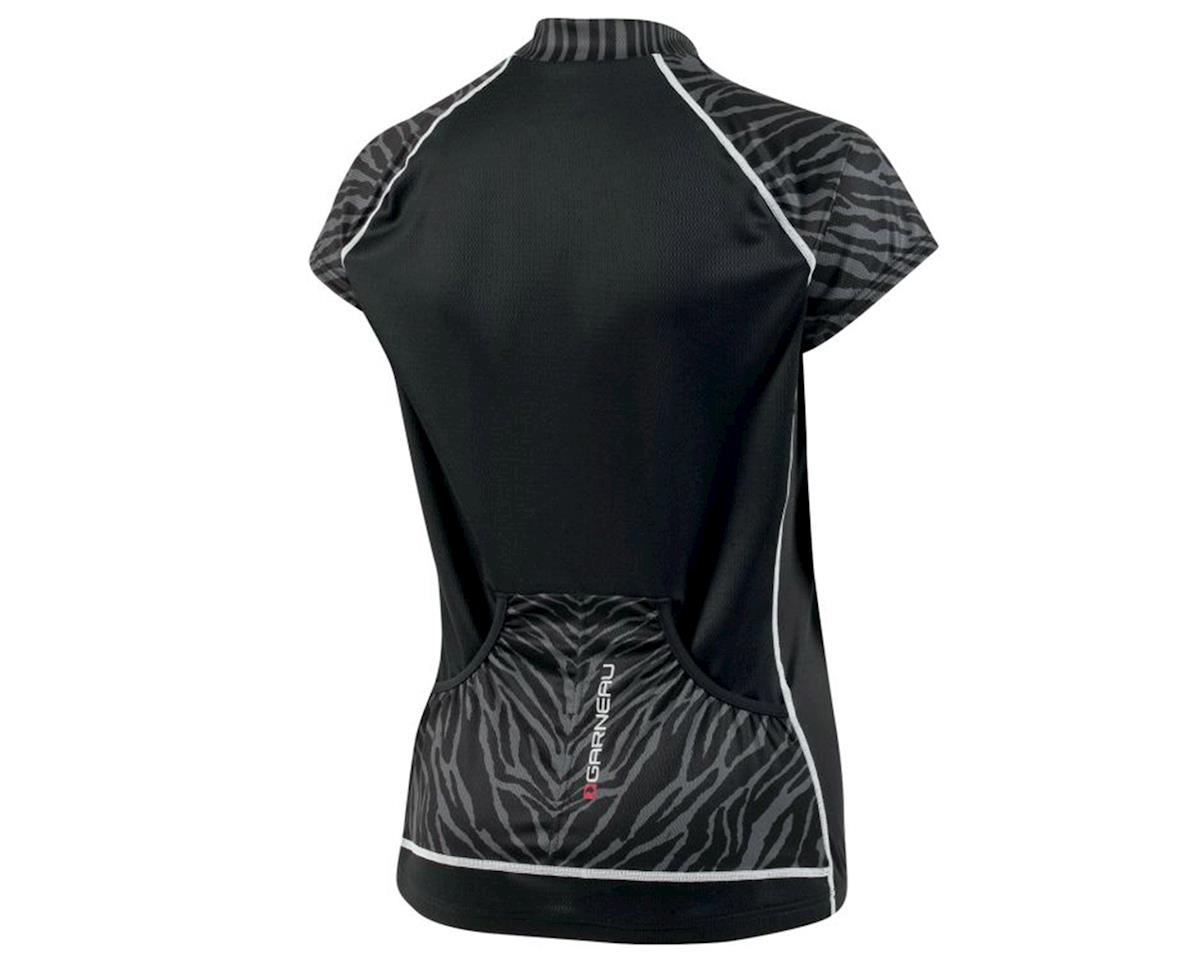 Louis Garneau Astoria 2 Women's Cycling Jersey (Black/White) (XL)