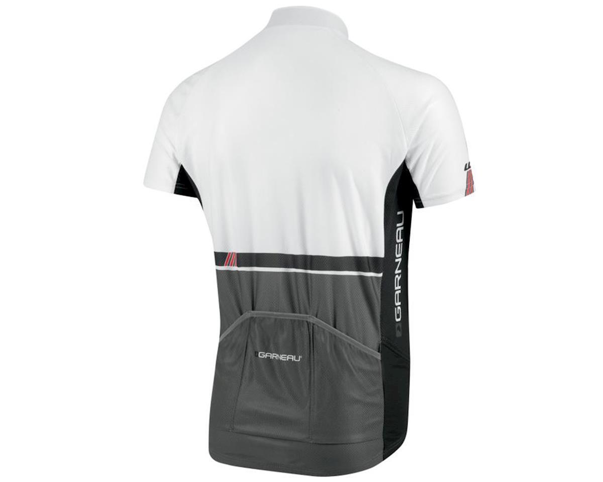 Louis Garneau Equipe GT Series Cycling Jersey (White/Iron Gray)