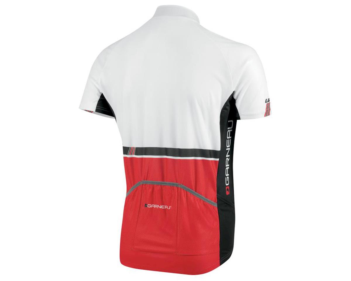 Louis Garneau Equipe GT Series Cycling Jersey (White/Ginger) (XL)