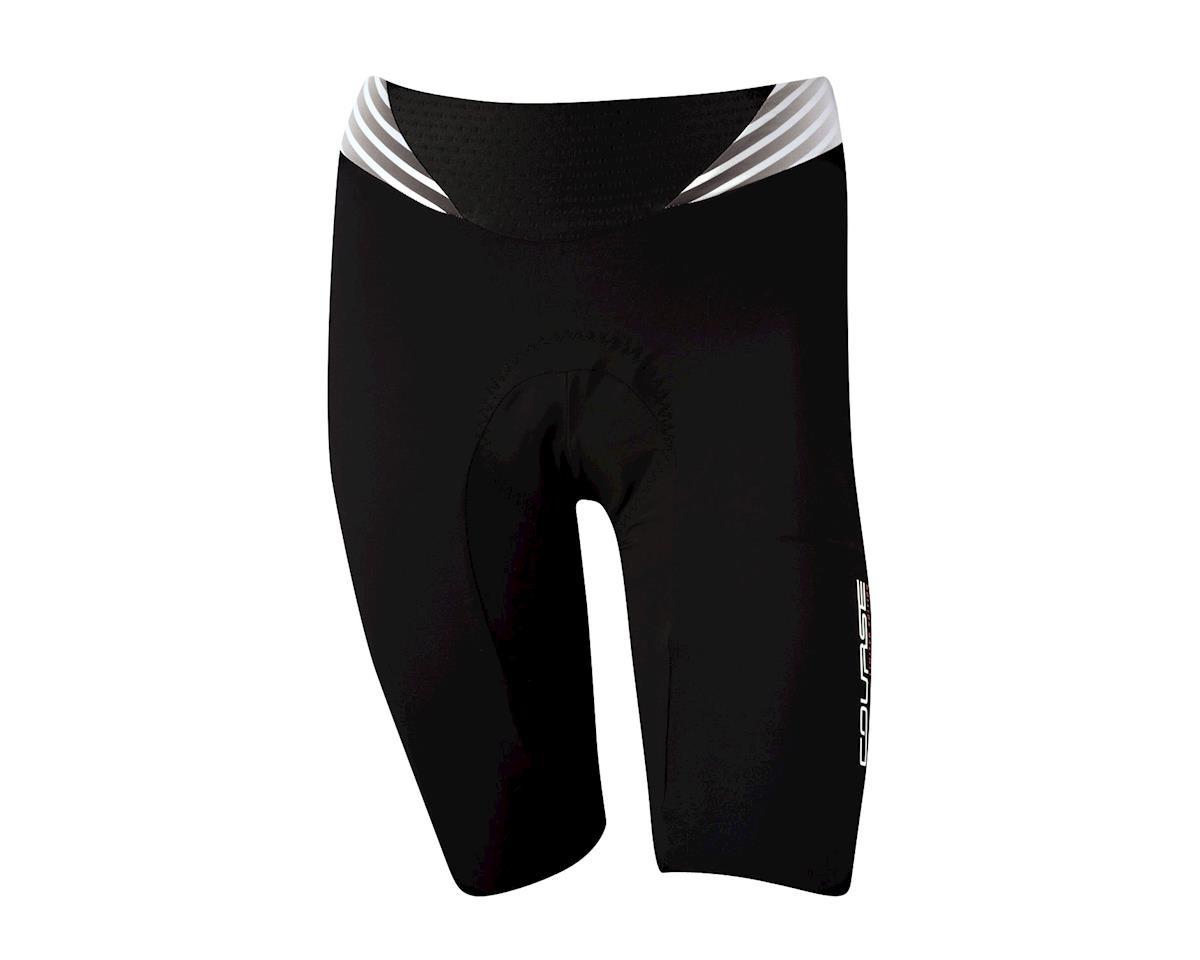 Louis Garneau Course Race 2 Women's Cycling Short (Black) (Xxlarge)