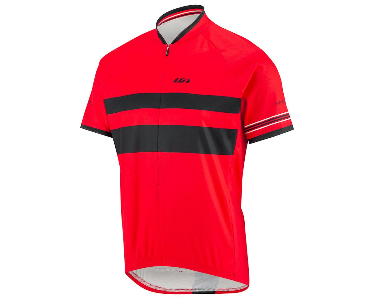 Louis Garneau Limited Cycling Jersey (Red)