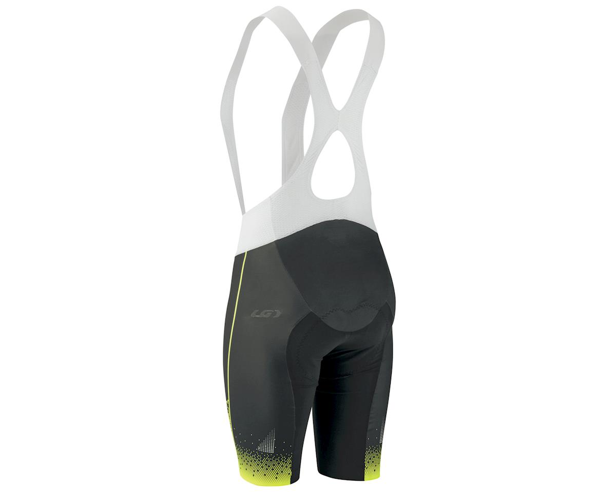 Louis Garneau Course Race 2 Cycling Bib (Black/Yellow) (S)