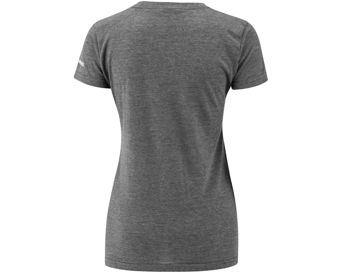 Louis Garneau Mill Women's T-Shirt: Charcoal Heather/Neo Classic XL (L)