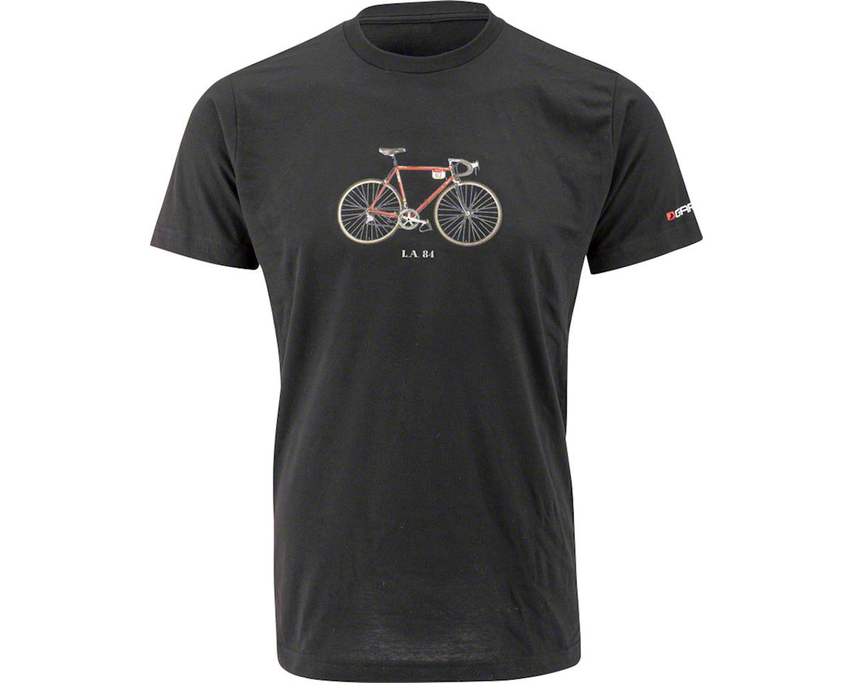 Louis Garneau L.A. 84 Mill T-Shirt: Black XL