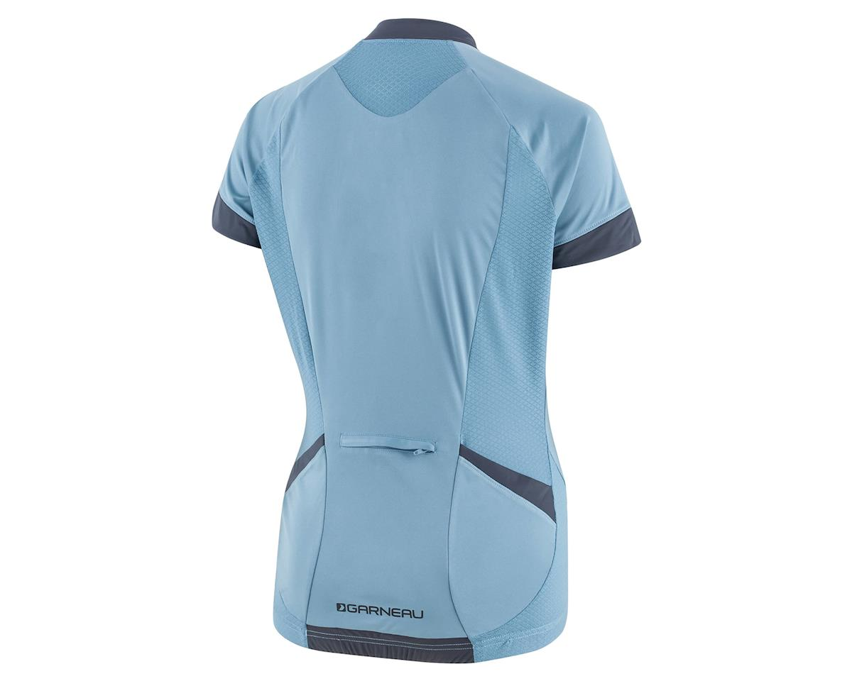 Louis Garneau Women's Art Factory Zircon Jersey (Half Moon Blue) (2XL)
